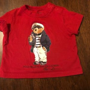 Baby Boy Polo Ralph Lauren T-Shirt